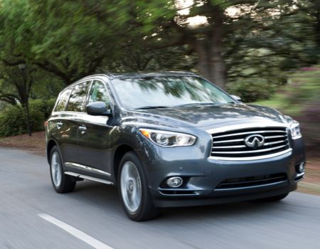 GearDiary 2013 Infiniti JX35 Has Beauty, Style, and Grace -- and Soon, a New Name