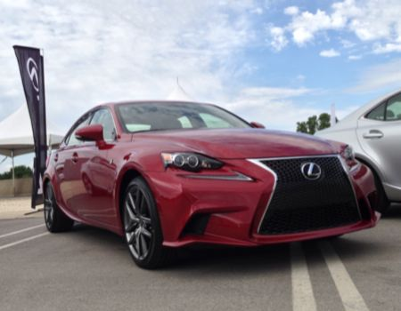 GearDiary Spirit of Driving Alive and Well with the 2014 Lexus IS Models