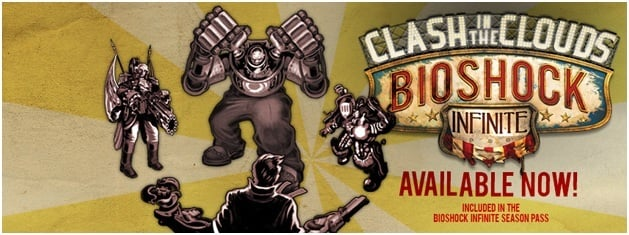 BioShock Infinite Clash in the Clouds Expansion Pack Releases