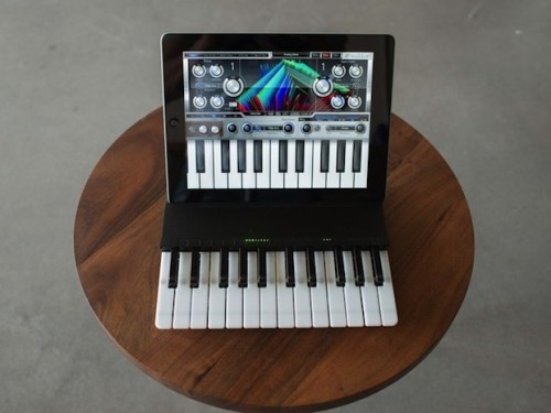 C.24 The Music Keyboard for iPad