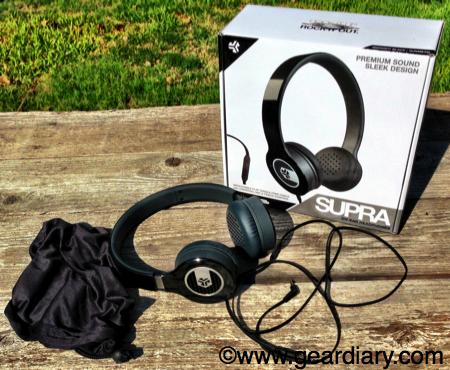 JLAB Supra Headphones