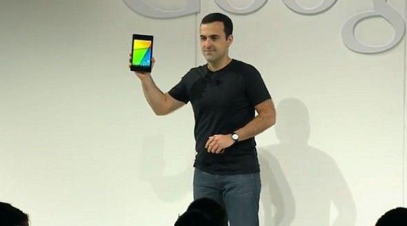 Google Nexus 7 Still Made for Watching Movies