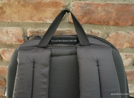 GearDiary Lowepro Transit Backpack 350 AW Review - Take Your Gear and GO!