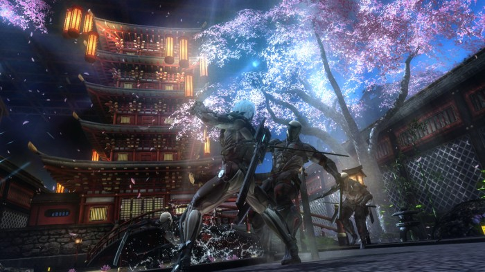 Metal Gear Rising: Revengeance Review on PlayStation 3