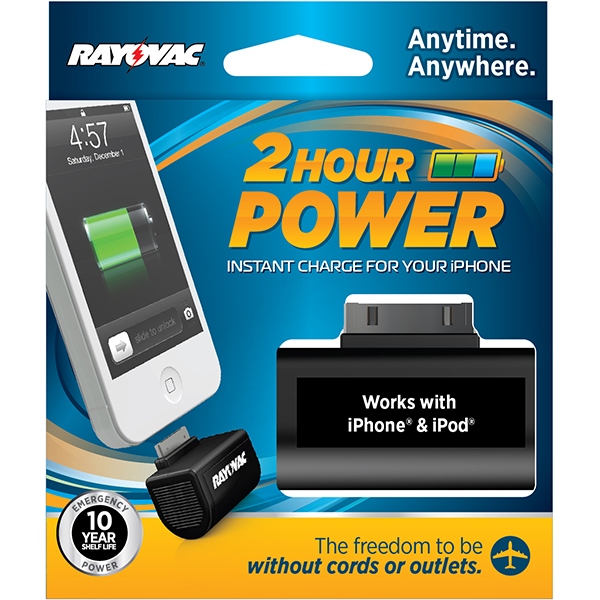 GearDiary Rayovac Redefines Mobile Charging Category with 2-Hour Power
