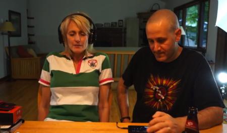 GearDiary Over-the-Ear Headphone Shootout - A GearFest Video