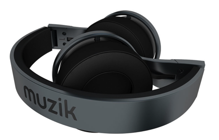 Muzik Socially Integrated Headphones