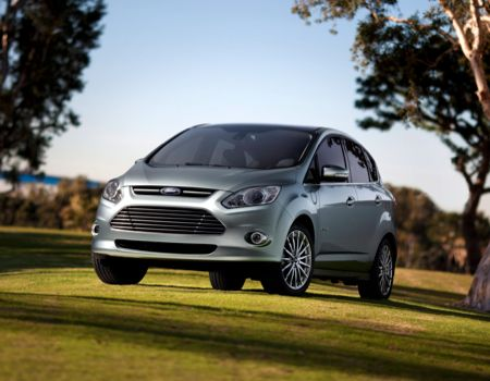 Globally Green 2013 Ford C-MAX Energi