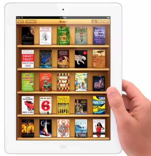 GearDiary Apple, Publishers, and How eBook Price Fixing Changed the Market