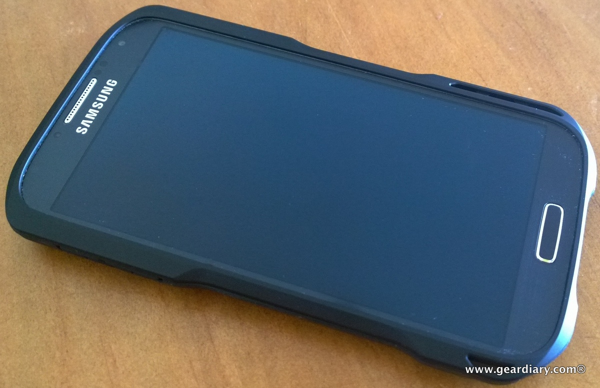 timeless design 372cd 28ac3 Element Case Eclipse S4 for the Samsung Galaxy S4 Review – The Case ...