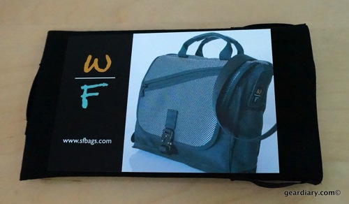 WaterField Android Gear