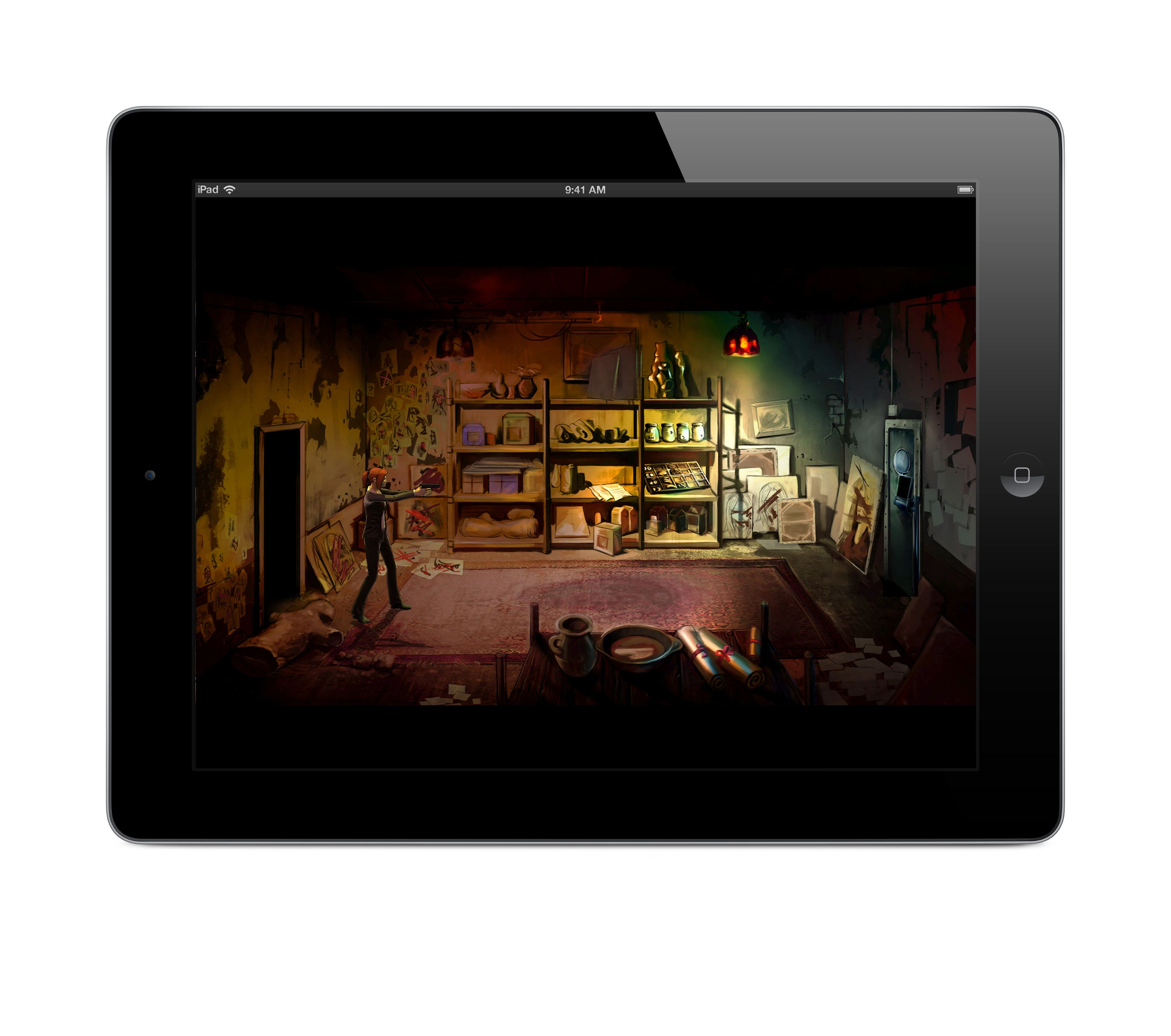 iPad Apps Games