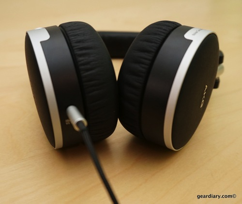 Gear Diary AKG K495 NC Noise Cancelling Headphones 48