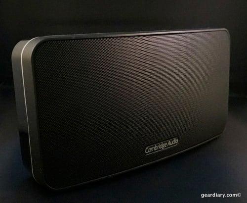 Gear Diary Cambridge Audio Minx Go 10