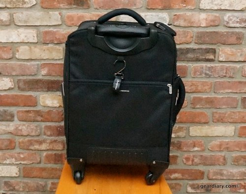 Gear Diary Genius Packer 25