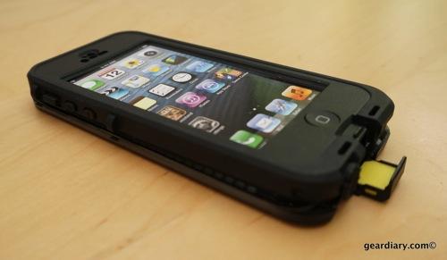 Gear Diary Lifeproof nuud iPhone 5 35
