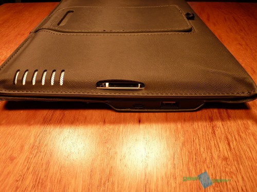 GearDiary Justin Case Rechargeable iPad Battery Case Review
