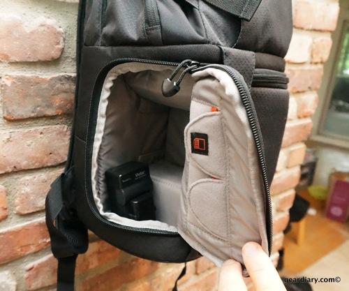 Lowepro DSLR Video Fastpack 150 AW 10