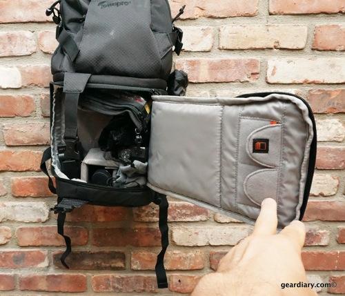 Lowepro DSLR Video Fastpack 150 AW 54 001