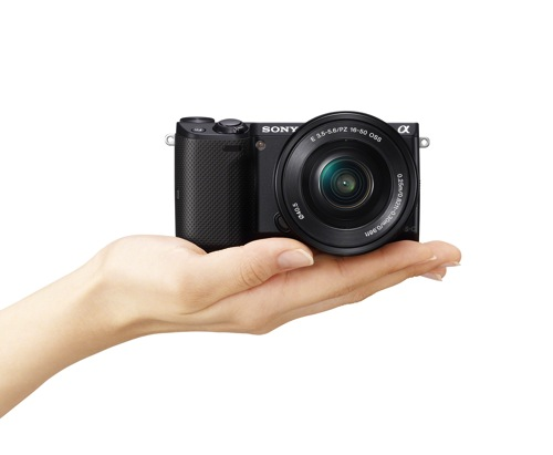 Sony Photography Gear NFC