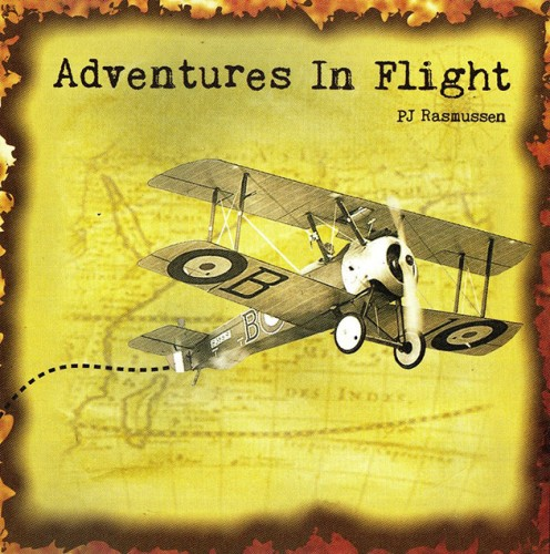 PJ Rasmussen Adventures in Flight