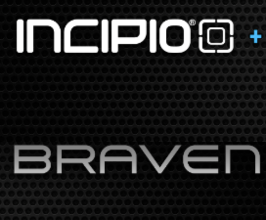 Incipio and Braven Sitting in a Tree...