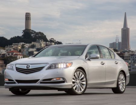 GearDiary Living Large in the all-new 2014 Acura RLX