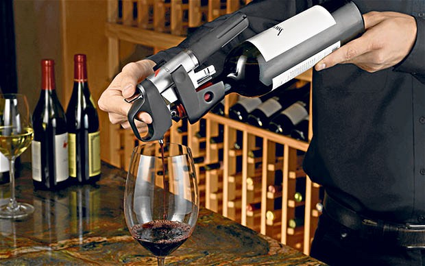 GearDiary Coravin Help You Preserve That Fine WIne