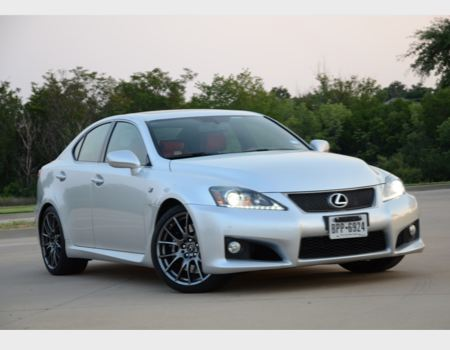 GearDiary Lexus IS F is Fun, Fast, Fierce