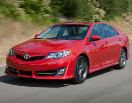 GearDiary Thirty Years and 10 Million Cars Later, Toyota Camry Still Number One