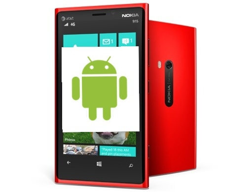 Windows Phone Nokia Mobile Phones & Gear Microsoft Google Android