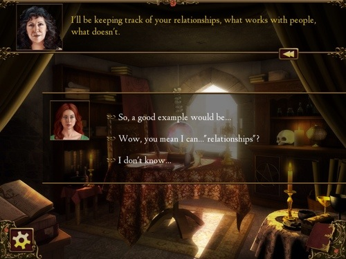 GearDiary Everlove: Rose Brings Romance and Choices to iOS and Android