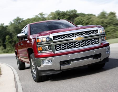 GearDiary All-New 2014 Chevrolet Silverado 1500 is Just Plain Good