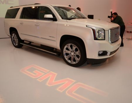 GearDiary GM Debuts All-New 2015 Full-size SUVs