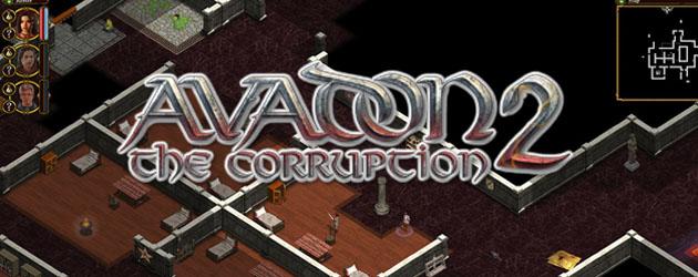 Avadon 2 The Corruption Title