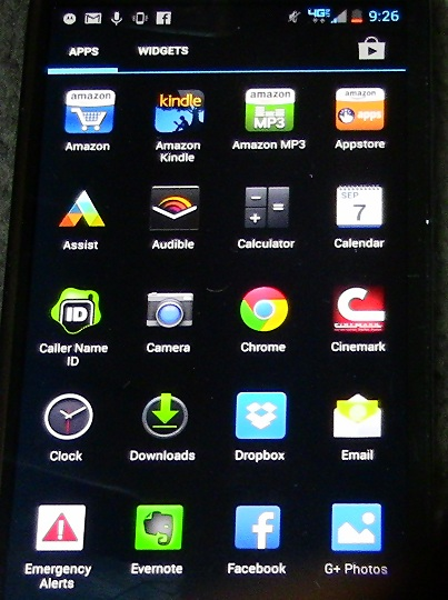 DroidMaxxAppScreen