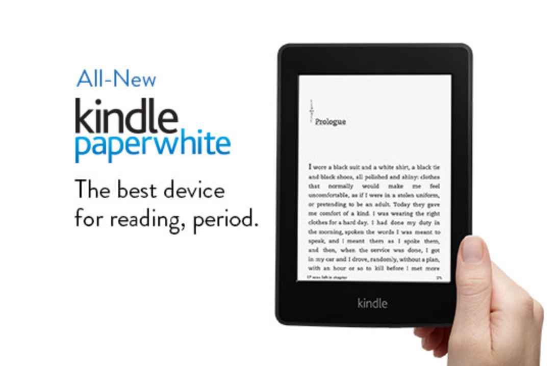 GearDiary New kindle paperwhite eBook Readers Are Better Than Ever