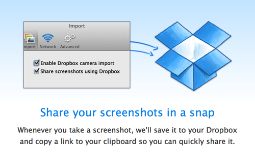 "GearDiary Clean Up Your Desktop with Dropbox 2.4's ""Save Screenshot"" Feature"
