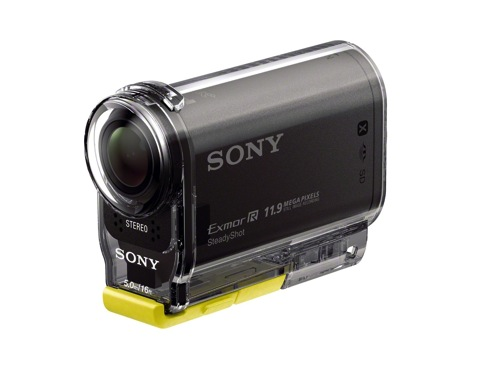Sony Outdoor Gear Fitness Cameras
