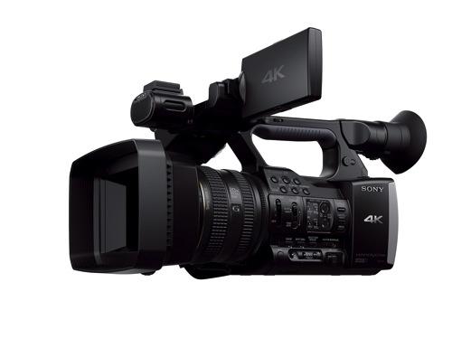 Sony Handycam® FDR AX1 4K Camcorder 4