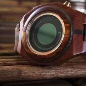 GearDiary Time Gets Some Style With Tokyoflash's Kisai Maru Wood