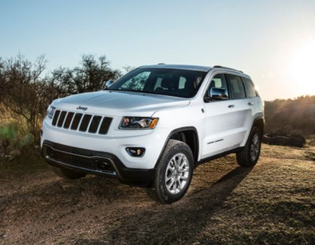 2014 Jeep Grand Cherokee/Images courtesy Jeep
