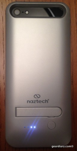 Naztech 2400mAh Power Case for iPhone 5/5S