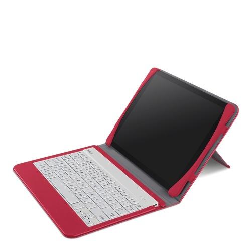 Belkin Qode SlimStyle Keyboard iPad Air Sorbet open