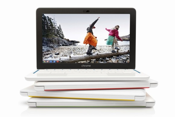 Laptops HP Google Chromebook Apple TV