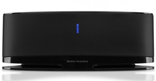 Boston Acoustics MC100 Blue Bluetooth Speaker System