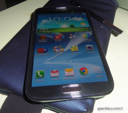 GearDiary To Phablet or Not to Phablet?
