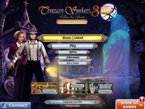 Treasure Seekers 3 Collectors Edition