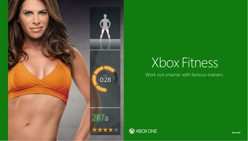 Xbox Health Tech Games Fitness Console Gaming