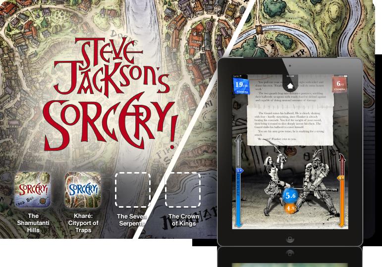 iPad Apps Games